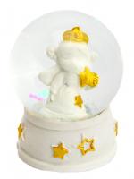 К20325 Ангел в шаре на подставке 4,5*4,5*6 (12)