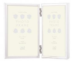 "Innova PM01449 Ф/рамка 2 x 10*15 ""Knightsbridge"", металл"