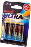 Kodak LR6-4BL ULTRA PREMIUM