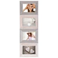 Innova PI01489 Ф/рамка 4 фото, 4x10*15cm