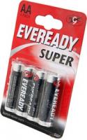 Элемент питания EVEREADY Super Heavy Duty R6 BP4  637084