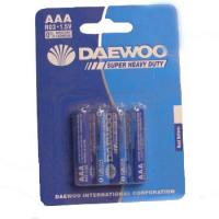 Элемент питания Daewoo R03 BP4