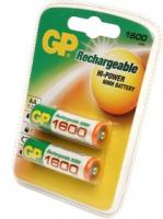 Аккумулятор GP R6 /160AAHC NiMH 1600 mAh BP-2