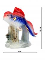 К30207 Фигурка Рыбка (фарфор) 10*10 см