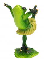 К30051 Декоративная фигурка Лягушка балерина 13*8 см