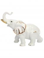 К30133 Фигурка Слон 17 см (фарфор)
