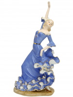 К30176 Статуэтка Танцовщица 30 см (фарфор)