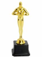 К30068 Фигурка декоративная Оскар 25 см (пластик)