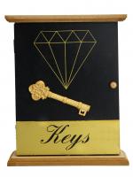 К30056 Ключница Алмаз 36,5*21*7 см