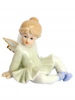 К30237 Статуэтка ангел 9*7,5 см (фарфор)