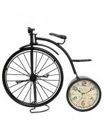 К30110 Часы кварцевые Ретро велосипед 33*9,5*25,5 см