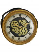 К30117 Часы настенные на ремне 33,5*9 см