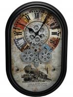 К30116 Часы настенные 35*5*54 см
