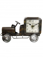 К30121 Часы кварц Ретро автомобиль 36,5*7,5*22,5 см