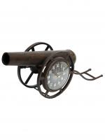 К30120 Часы настольные Пушка 45*11*20 см