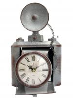 К30124 Часы кварц Ретро фотоаппарат