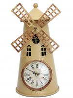 К30126 Настольные часы мельница