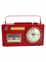 К30128 Настольные часы Ретро магнитлфон
