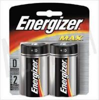 Элемент питания ENERGIZER E95/LR20 BP2 MAX
