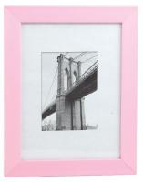 Фоторамка Image ART 610/10*15 розовый
