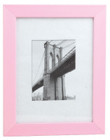 Фоторамка Image ART 610/50*70 розовый
