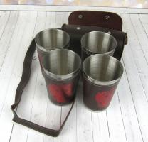 Набор стаканов JB-12 (4шт)