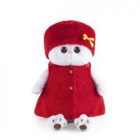 LK27-063 Ли-Ли в красной безрукавке и шапочке