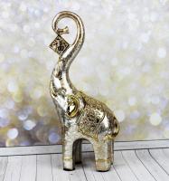 К30452 Слон декоративный 35*14*12 см