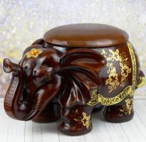 К30473 Слон-стул 65*37*40 см