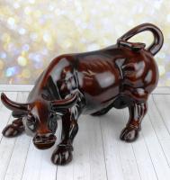 К30464 Декоративный буйвол 25*24*47 см