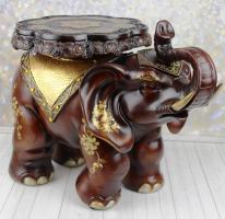 К30467 Слон-стул 55*36*40 см