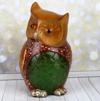 К30478 Фигурка-сова декоративная 25*14 см