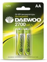 DAEWOO R6 / (2700mAh) NI-MH BL-2 (кратно 2)