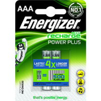 ENERGIZER Power Plus NH12/AAA 700mA BP2 Pre-Ch (кратно 2)