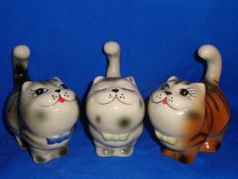 сувенир-кошка