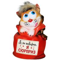 Копилка Кот в мешке