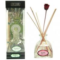RTN002 150ml Bamboo Ароматизатор с раттановыми палочками Бамбук