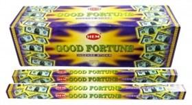 HEM 6-гр. благовония Good fortune ФОРТУНА (6)