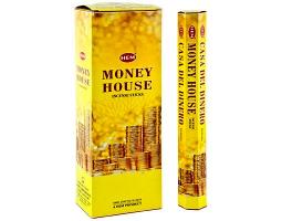HEM 6-гр. благовония Money House ДОМ ДЕНЕГ (6)