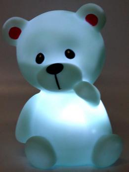 К30655 Светодиодный светильник13*11*8 ( с элементами питания)