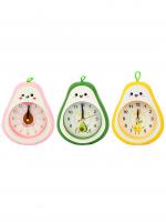 К30611 Часы-будильник Фруктик