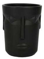 К30676 Ваза керамическая Маска 11,8*14,5 см