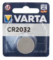 VARTA CR 2032 продажа не менее 10 шт. 6032.101.401 (кратно 10)