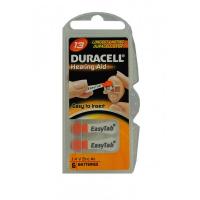 Duracell ZA13-6BL (60/600/54000)