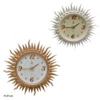 Часы настенные 51 см / 98713 /уп 10/ микс