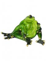 КYX3357 Фигурка декоративная лягушки  17,5*11*8,5см (16)