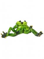КYX3358 Фигурка декоративная лягушки  24*9,5*8см (16)