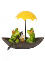 КYX99046 Фигурка декоративная лягушки 18*14*15,5 см (12)